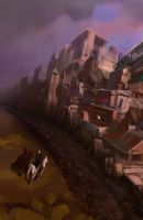 ELRIC Road by ghostbow