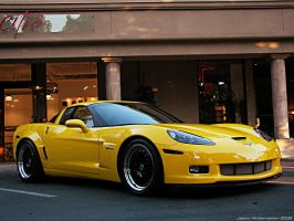 Velocity Yellow by wbmj-photo