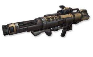 GDF Rocket Launcher by Seargent-Demolisher