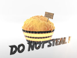 A Powerful  Muffin by mixlou