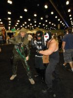 Comikaze Expo 2013 1 by MidnightLiger0