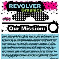 Revolver Graphics Poster Prt 2 by sonic21
