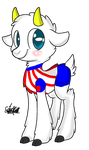 Cute chivas the goat by pasword15703