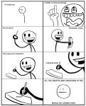 Drawing Rage Comic by moggo23