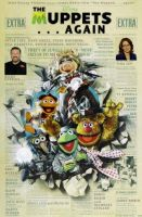 The Muppets . . . again Mock Poster by Gr8Gonzo