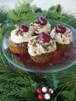 Choc-Cherry Stout Cupcakes by RepoLadyWallace