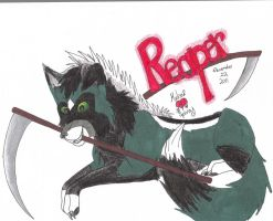 :Reaper: by Cobalt-Flame