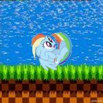 Rainbow (SPIN) Dash by MariovsSonic2008