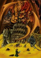 El hobbit by nuvalo