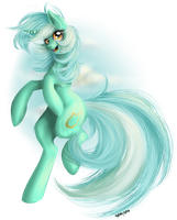Lyra Heartstrings by QuennyQueen