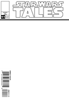 Star Wars Tales Cover Template by Drew0b1