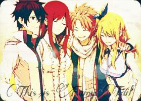 This is Fairy Tail by SparkOfShadows