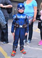 Young Captain America by ZeroKing2010
