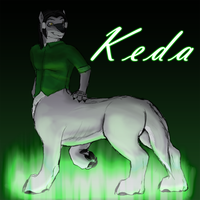Keda Taur -Shirt- by blackminorscales