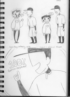OFF doodles numero uno by nautical-anchors