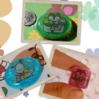Kawaii Resin Magnets by FatCatCharms