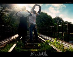 Soul Eater: Pair II by niladnama