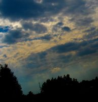 fading and light clouds by little-one-girl