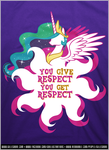 .Give Respect. by GBIllustrations