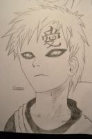 Gaara of the desert by Lind-a