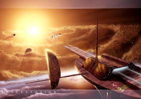 ::Spacestation:: by sangheili117