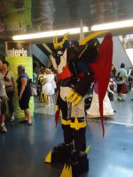 Imperialdramon Cosplay by Sinta54