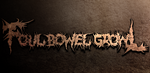 Foul Bowel Growl (LOGO) by Atelophobia-Graphics