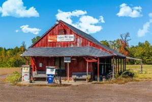 Foster's Mill Store by FNBGAVP