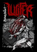 Lucifer T-shirt by sgv-chamber
