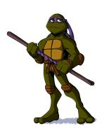 Donatello by KrisSmithDW