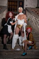 Rocky Horror Picture Show 3 by LadyGiselle
