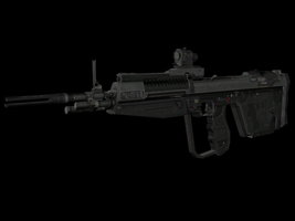 Halo Reach DMR by tucker412