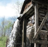 GRIST MILL 3 by uncledave
