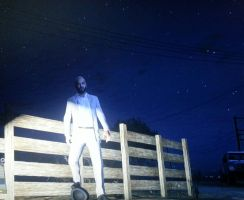 I dont always pose for pictures at night by KidneyTheft