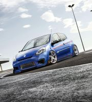 Renault Clio 09 Edit by felpsdesigner