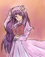 Patchouli by keterok