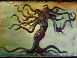 The Willow Woman  by bettymermaid