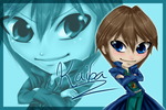 Kaiba Wallpaper by Sarky-Sparky