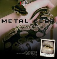 Metal Gear - Actual Snake by jocarra