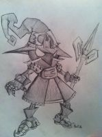 Veigar by Guitar-fish