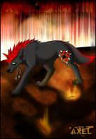 Axel - Wolf Style.... by DarkHunter666