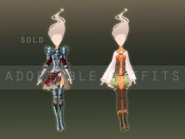 (Closed) Costumes design adoptables - Auction 2 by fantazyme