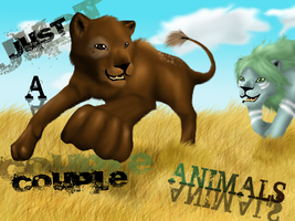 Animals by Ohemgeeeee