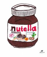 Nutella by intothewild142