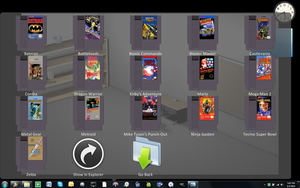 NES Rom Icons Pack by scissorhands7