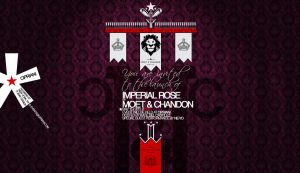 Moet Mock-up Invitation by anttek