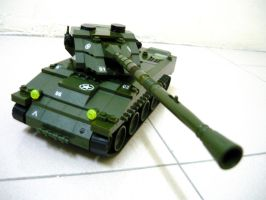 French WWII Tank Lorraine 40t 3 by SOS101