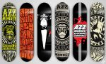 Skateboard Deck Designs by donkolondoy