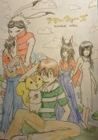 SUMMER WARS by Hukkis