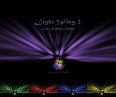 Light Wing 2 for Normal Screen by Caffery